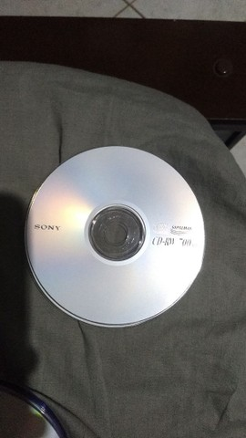 CD DVD Para gravação - Novo - Foto 4