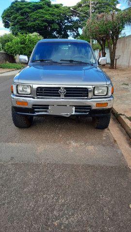 Hillux 2.8 98/99 4x4 diesel conservada ( *)) - Foto 8