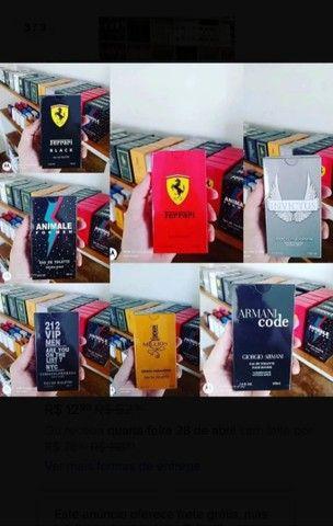 PROMOÇÃO Perfumes Importados APENAS R$54,99