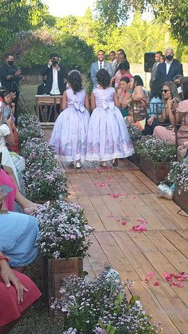 Vestidos de daminhas - Foto 3