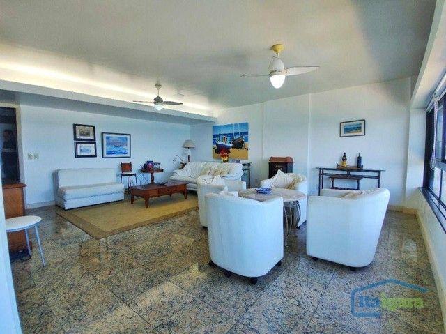 Apartamento com 4 dormitórios à venda, 189 m² por R$ 1.500.000,00 - Ondina - Salvador/BA - Foto 16