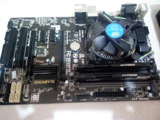Kit  upgrade Core i5 4570s 2.90 hgz\ 8 gb ddr3  - Foto 3