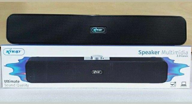 Caixa de som PC ou notebook