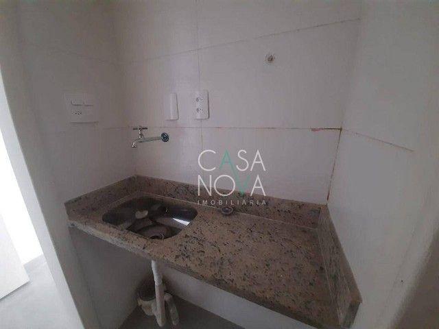 Sala à venda, 32 m² por R$ 140.000,00 - Embaré - Santos/SP - Foto 8
