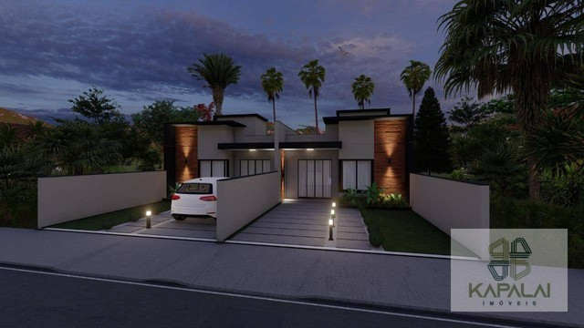 Casa com 2 dormitórios à venda, 62 m² por R$ 269.000 - Itajuba - Barra Velha/SC - Foto 3