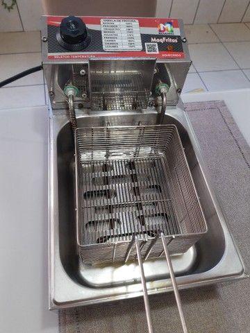 Fritadeira elétrica 220v - Foto 3