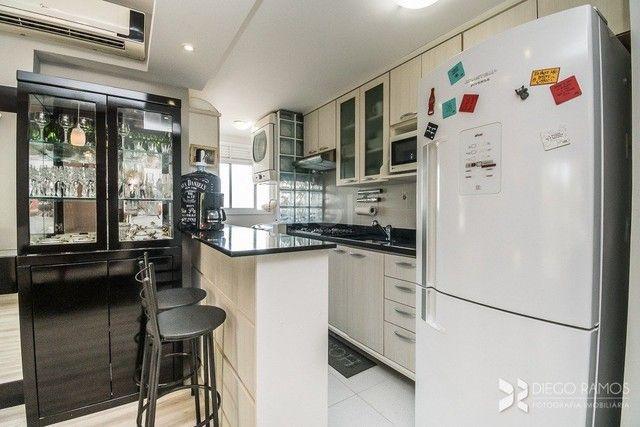 Apartamento à venda com 2 dormitórios em Cristo redentor, Porto alegre cod:YI449 - Foto 10