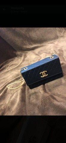 Bolsa da Chanel Flap Preta
