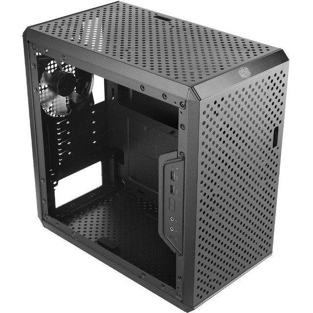 Gabinete Gamer Cooler Master MasterBox Q300L, Mini Tower - Loja Natan Abreu  - Foto 2