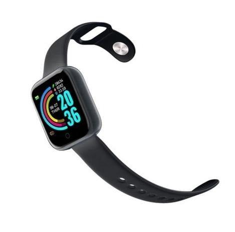 Smartwatch D20 Pro Atualizado 2021 Bluetooth Android / Ios - Foto 2