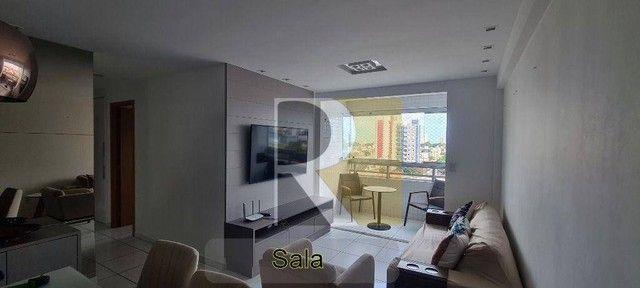 Apartamento com 3 dormitórios à venda, 100 m² - Pedro Gondim - João Pessoa/PB - Foto 3