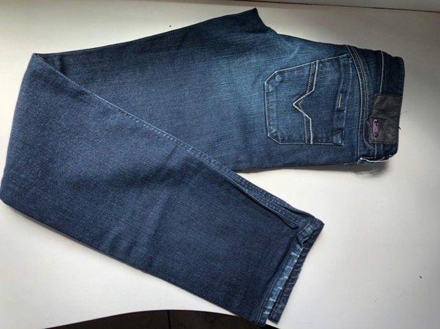 Calça jeans Diesel feminina  - Foto 2