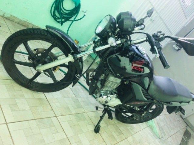 Moto Fan 125 2012  - Foto 3
