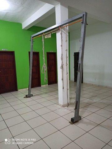 Rack suporte aparelhos aéreos de pilates - Foto 3