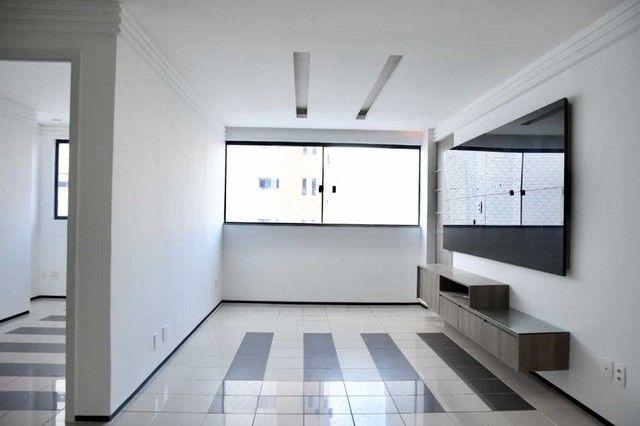 Apartamento com 3 dormitórios à venda, 91 m² por R$ 449.000,00 - Cocó - Fortaleza/CE - Foto 10