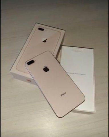 iPhone 8 Plus Rosê Gold 64g - Foto 5