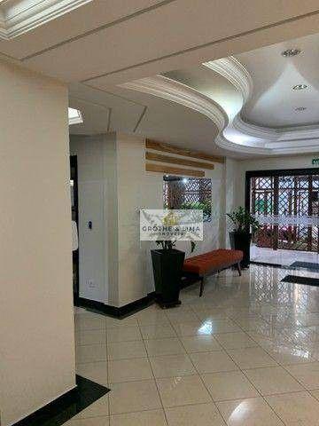 Apartamento com 4 dormitórios à venda, 139 m² por R$ 742.000,00 - Parque Residencial Aquar - Foto 11