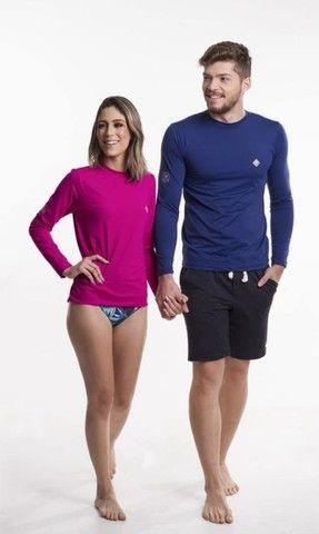 Camisa UV FPS 50+ Adulto Certificada - Foto 4