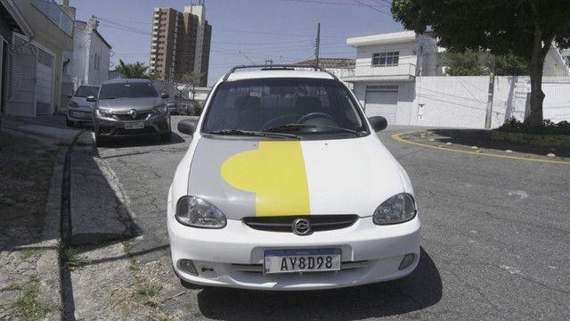 Pick up corsa 2002 aceito troca - Foto 3