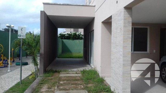 CA 0952- Casa em condomínio, 4 suítes 285 M² 8 vagas Eusébio - Foto 4