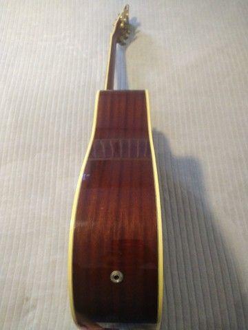 Violão 6 cordas Folk Eagle CH-889. ESTUDO TROCA - Foto 3
