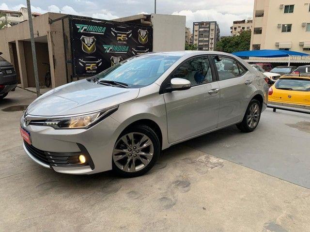 Corolla Xei Aut 2019 Ent 24 Mil + Parc de 1.916,56