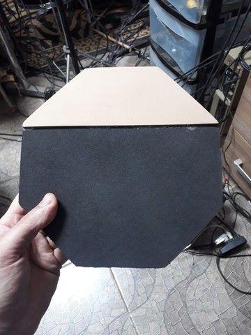 Pads de estudo de bateria 14 polegadas  - Foto 3