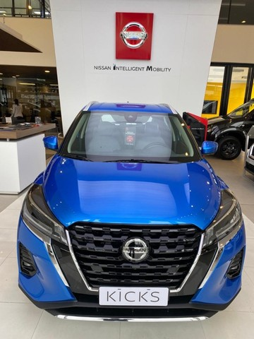 Novo Nissan Kicks Exclusive CVT - Foto 4