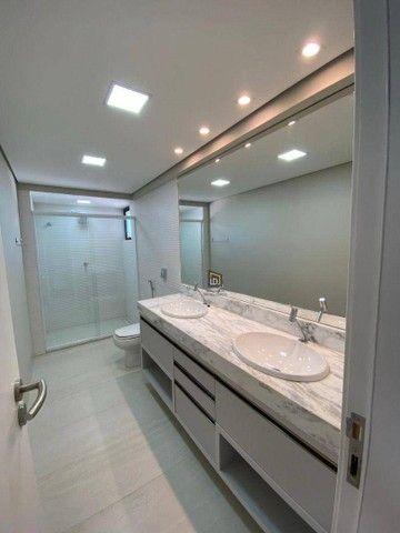 Apartamento com 4 dormitórios, 224 m² por R$ 850.000 - Praça Popular - Cuiabá/MT #FR 135 - Foto 10