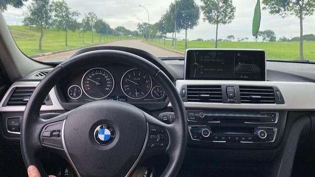 BMW 320IA 2014 Activeflex 2.0 Twin Turbo baixa km - Foto 3