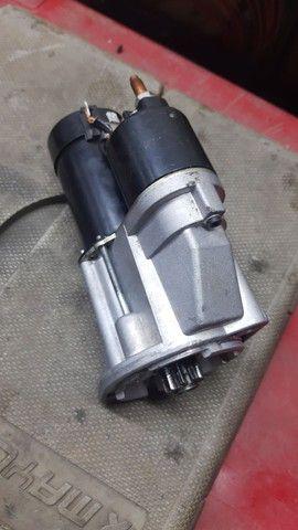 Motor de partida reduzido motor ap