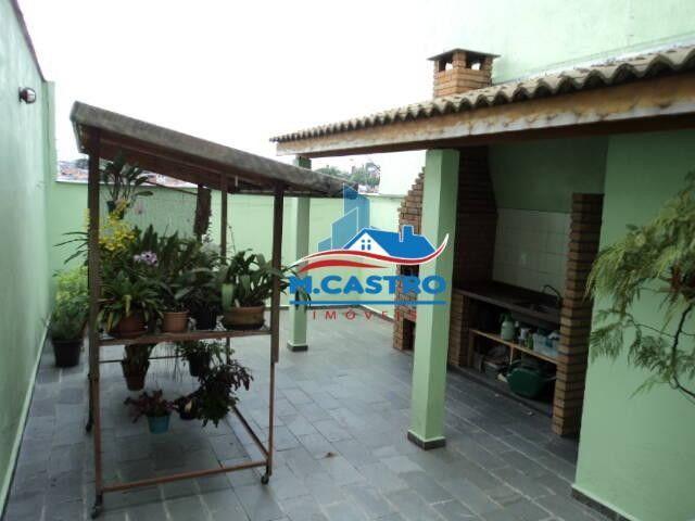 Casa Sobrado 02 Dormitórios - 02 Vaga de Garagem - Campo Limpo - Foto 2