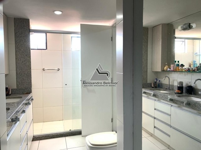 Apartamento com 3 dormitórios à venda, 158 m² por R$ 850.000,00 - Aldeota - Fortaleza/CE - Foto 18