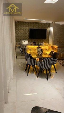 Luxo !!! 4 quartos finamente decorado em Itaparica  - Cód. 17721 AMF - Foto 8