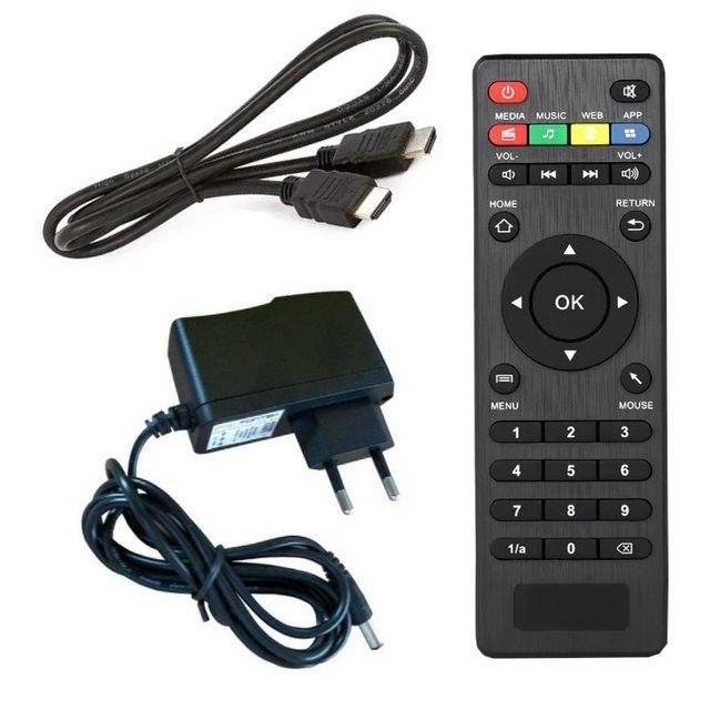 Tv Box 4k Wifi 5g 64gbRam 8g Última Geração 2021 Lançamento - Foto 4