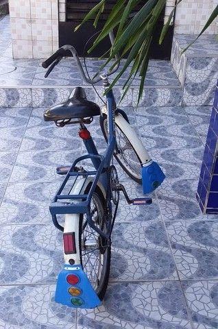 Bicicleta Monark Monareta Antiga aro 20 - Foto 4