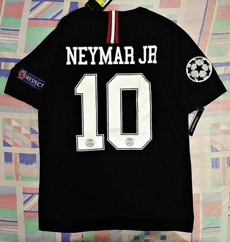 Camisa do PSG Jordan Third 18/19 - Foto 2