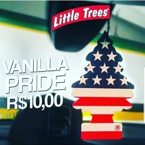 Little Trees aromatizantes