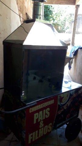 carrinho de inox - Foto 2