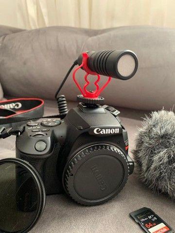 Vendo câmera Canon EOS 3 / SLr3  - Foto 6
