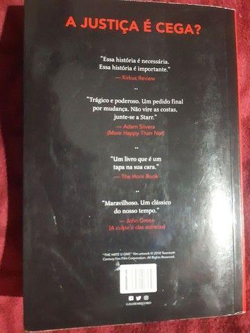 Livro O ódio que você semeia - Foto 2