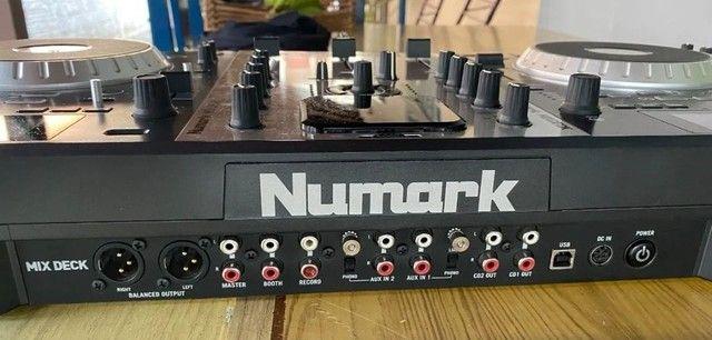 Controladora numark mixdeck,uma das mais completa de todas - Foto 4