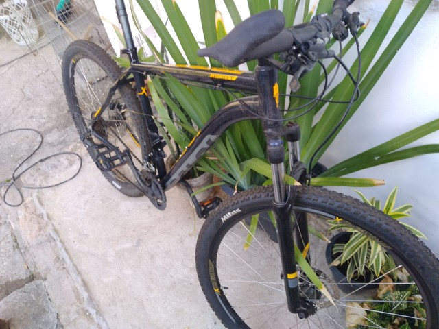 Bicicleta aro 29 Caloi  - Foto 4