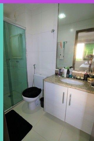 Ponta Negra Condomínio weekend Club Apartamento 3 Quartos - Foto 15