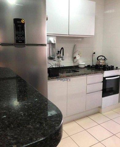 Apartamento com 2 dormitórios à venda, 54 m² por R$ 130.000,00 - Sertão do Maruim - São Jo - Foto 13