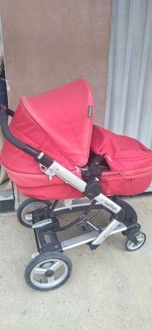 Vendo esse lindo carrinho de bebe - Foto 2