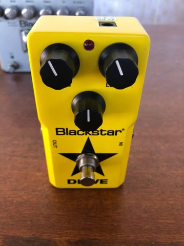 Pedal Guitarra Blackstar Drive LT - Foto 4