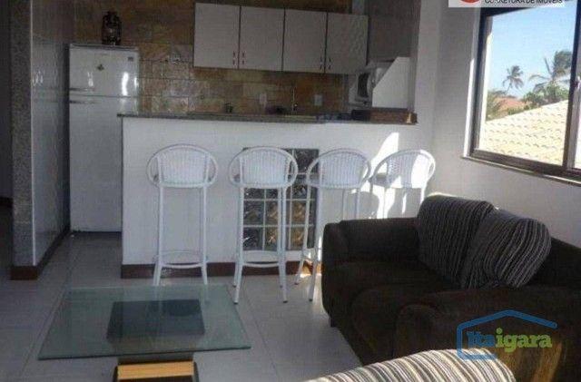 Apartamento com 3 dormitórios à venda, 113 m² por R$ 450.000,00 - Praia do Flamengo - Salv - Foto 3