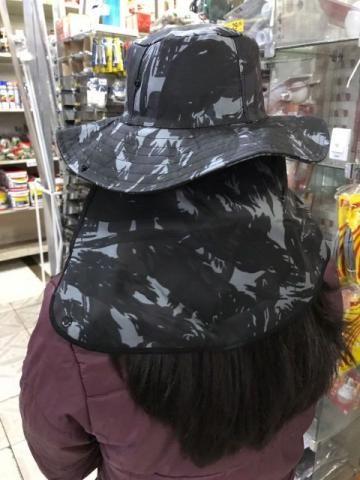Chapéu de Tecido ou de Palha a pronta entrega - Foto 4