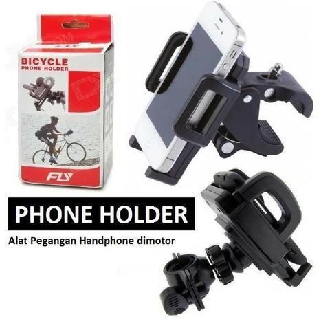 8dfdb88a4f2 Porta Celular Para Bicicleta ou Motos Bicycle Phone Holder Universal ...